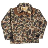 WAREHOUSE & CO. / Lot 2159 ROCKY MOUNTAIN × WAREHOUSE CAMOUFLAGE MOUNTAIN PARKA USED WASH