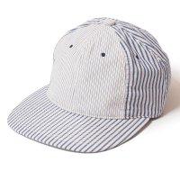 POTEN / BASEBALL CAP PTN-2106 SBW (ストライプ) ADJUSTER