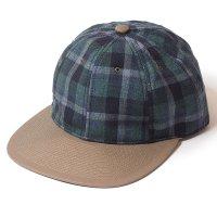 POTEN / BASEBALL CAP PTN-2110 ANGELICO (チェック) ADJUSTER