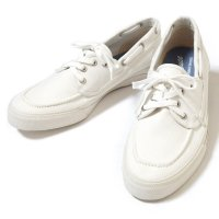 WAREHOUSE & CO. / CANVAS DECK SHOES