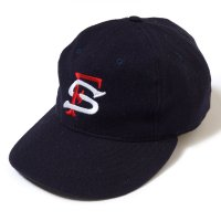EBBETS FIELD FLANNELS×WAREHOUSE & CO. / BASEBALL CAP SAN FRANCISCO SEALS 1957