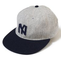 EBBETS FIELD FLANNELS×WAREHOUSE / BASEBALL CAP NEW YORK LINCORN GIANTS 1911