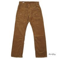WAREHOUSE / Lot 1090 CORDUROY BUSH PANTS