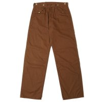 HELLER'S CAFE / HC-239 1910's-20's ROSE CITY BRAND Logger Pants