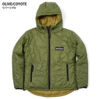 WILDTHINGS / HOODED PRIMALOFT JACKET