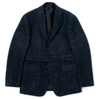 HELLER'S CAFE / HELLER'S CAFE × RING JACKET NORFOLK JACKET NAVY