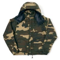 SIERRA DESIGNS / FLYWEIGHT CAMO DOWN SIERRA JACKET