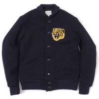 EBBETS FIELD FLANNELS �� WAREHOUSE / 1930'S BASEBALL JACKET