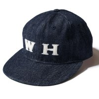 EBBETS FIELD FLANNELS��WAREHOUSE / DENIM BASEBALL CAP
