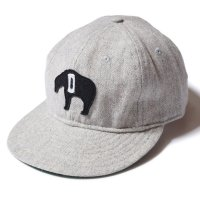 EBBETS FIELD FLANNELS×WAREHOUSE & CO. / WOOL BASEBALL CAP