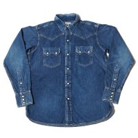 WAREHOUSE / DENIM WESTERN SHIRTS(NO.3) UW