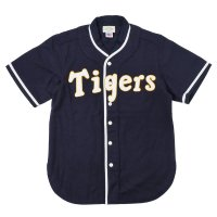 EBBETS FIELD FLANNELS × WAREHOUSE / Osaka Tigers 1948 Baseball Shirts