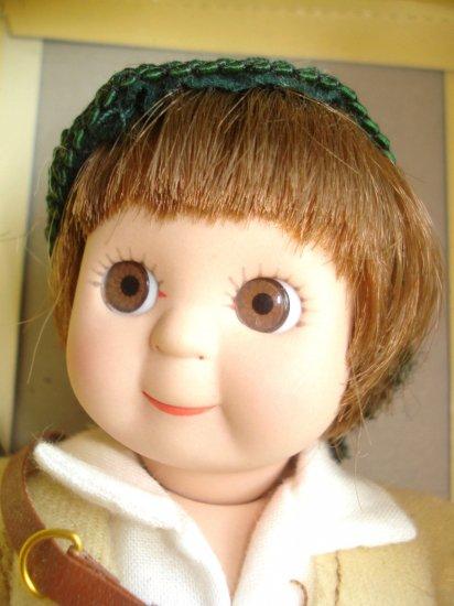 即納! オールビスクドール グーグリー Googly eyed doll リプロ 19cm