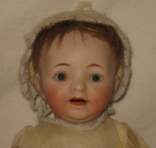 即納! アンティーク ビスクドール モリムラ ベビー 20cm Morimura baby