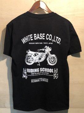 ホワイトベース教習所Tシャツ