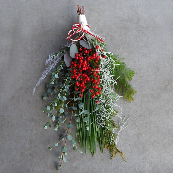 New Year Wreath -DAIOUSHOU -