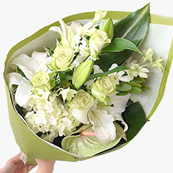 花 誕生日 結婚祝い 花束 『MAO 真皇』 送料無料 お礼  誕生日 退職祝い 送別 定年 退職 母 誕生日