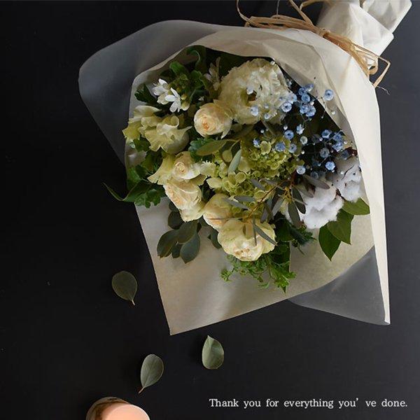 Fresh flower- 幸せのホワイトマシュマロ -