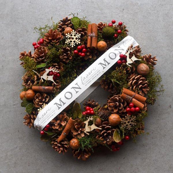 Winterr Enne Wreath-ウィンター・レンヌ・リース-