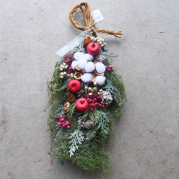 Apple Green Wreath-アップル・グリーン・リース-