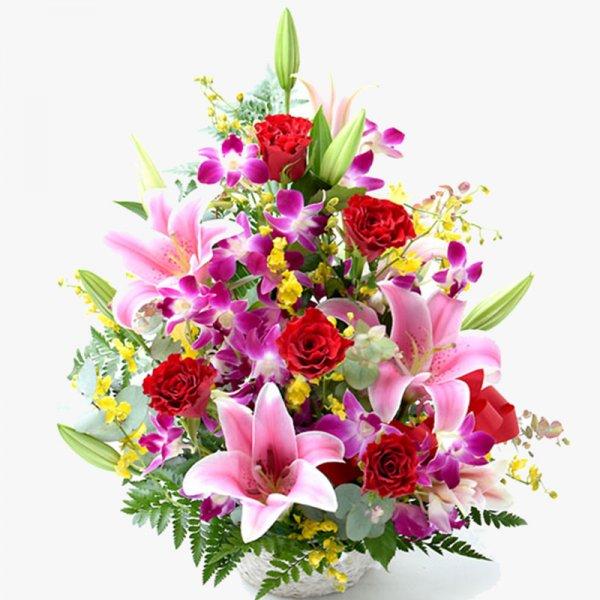 Lilie&Rose arrangement