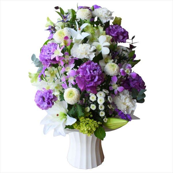 Offering of flowers -睦月-