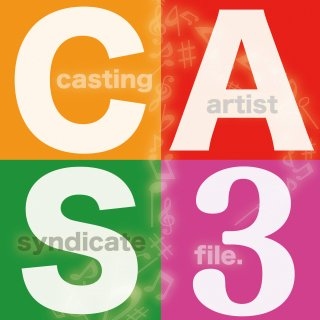 Casting Artist Syndicate:CAS file.3【通常盤】<img class='new_mark_img2' src='//img.shop-pro.jp/img/new/icons15.gif' style='border:none;display:inline;margin:0px;padding:0px;width:auto;' />