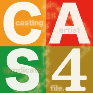 Casting Artist Syndicate:CAS file.4【通常盤】<img class='new_mark_img2' src='//img.shop-pro.jp/img/new/icons15.gif' style='border:none;display:inline;margin:0px;padding:0px;width:auto;' />