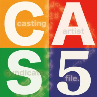 Casting Artist Syndicate:CAS file.5【通常盤】<img class='new_mark_img2' src='//img.shop-pro.jp/img/new/icons15.gif' style='border:none;display:inline;margin:0px;padding:0px;width:auto;' />