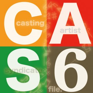 Casting Artist Syndicate:CAS file.6【通常盤】<img class='new_mark_img2' src='https://img.shop-pro.jp/img/new/icons25.gif' style='border:none;display:inline;margin:0px;padding:0px;width:auto;' />