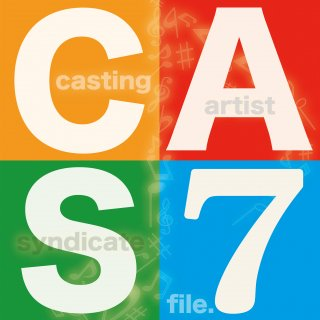Casting Artist Syndicate:CAS file.7【通常盤】<img class='new_mark_img2' src='https://img.shop-pro.jp/img/new/icons1.gif' style='border:none;display:inline;margin:0px;padding:0px;width:auto;' />