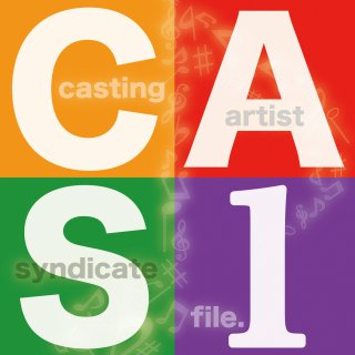 Casting Artist Syndicate:CAS file.1【通常盤】<img class='new_mark_img2' src='//img.shop-pro.jp/img/new/icons30.gif' style='border:none;display:inline;margin:0px;padding:0px;width:auto;' />