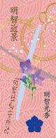 刀剣武家ようかん -2代目パッケージ- 一夢庵25周年記念 明智近景 煉り味