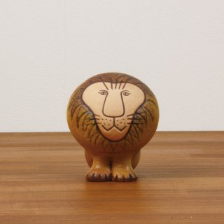 Lisa Larson - Lion Semi Medium|リサ・ラーソン ライオン セミミディアム【北欧・置物・送料無料】
