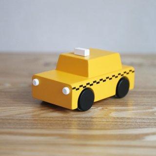 kiko+ kuruma - NY taxi|キコ クルマ - ニューヨークタクシー【 木のおもちゃ・ギフト・車】