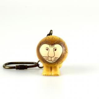 Lisa Larson Animal Keyholder - Lion|リサ・ラーソン アニマルキーホルダー ライオン【北欧】