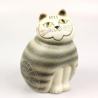 Lisa Larson MIA  Medium Gray|リサ・ラーソン MIA  ミディアムグレー【北欧・置物・猫・送料無料】