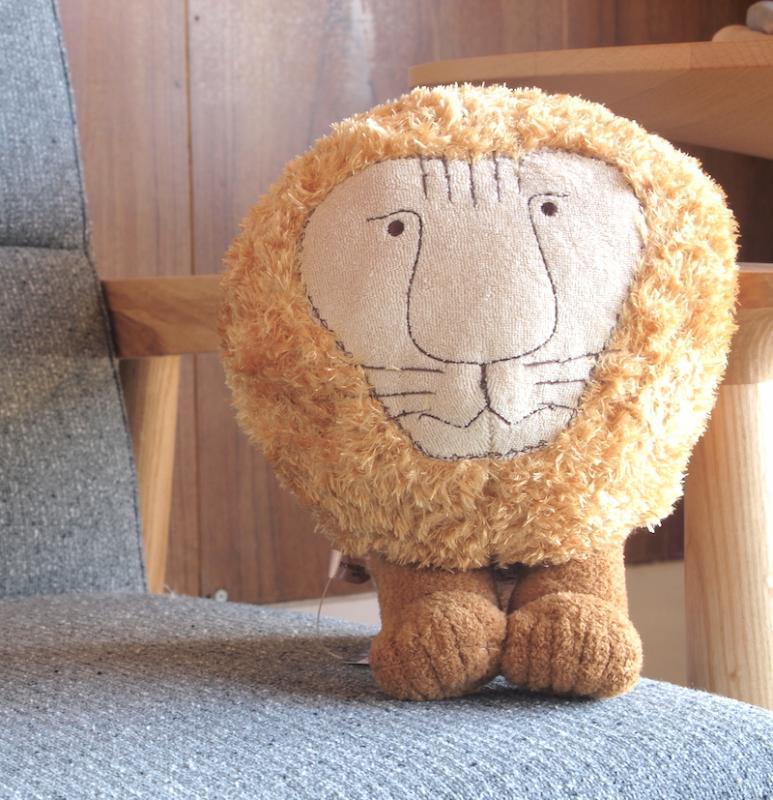 Lisa Larson - Lion|リサ・ラーソン ぬいぐるみ ライオン