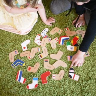 gg* step to the world|ジジ* ステップ トゥ ザ ワールド【木のおもちゃ・送料無料】