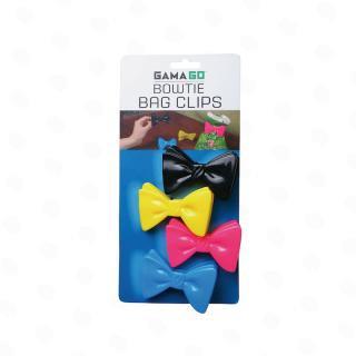 【GAMAGO】Bowtie Bag Clip|ボウタイ バッグクリップ(4個セット)