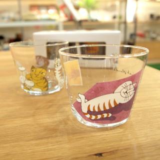 Lisa Larson - Glass Series 「B」set|リサ・ラーソン グラスシリーズ Bセット