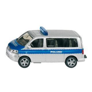 siku(ジク)1350|VW ポリスチームバン【ドイツ・ミニカー】