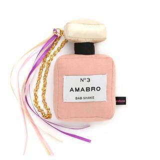 amabro BAB SHAKE - COLOGNE (PINK)|アマブロ バブシェイク【ガラガラ・ベビー・ギフト】