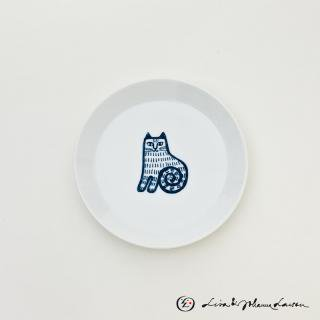 Lisa Larson - Japan Series Mamezara / NINA CAT|リサ・ラーソン 豆皿 / ネコ【波佐見焼 まめ皿】