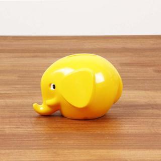 Norsu - Elephant Bank S|ノルス エレファントバンク / イエロー【北欧・ノルウェー・貯金箱】