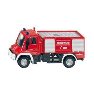 siku(ジク)1068|ユニモグ 消防車【ドイツ・ミニカー】