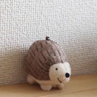 Lisa Larson Stuffed Animal - Hedgehog(Mascot)|リサ・ラーソン ぬいぐるみ ハリネズミ(マスコット)【北欧】