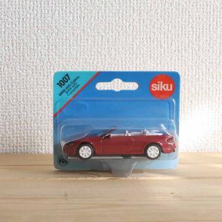siku(ジク)1007| BMW 645i カブリオレ【ドイツ・ミニカー】