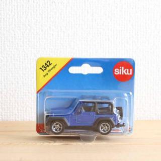 siku(ジク)1342|ジープ・ラングラー【ドイツ・ミニカー】