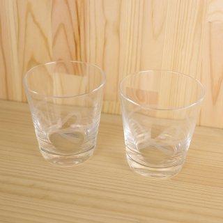 MIZUHIKI  グラス|水引グラス 蝶結び・あわじ結び【ペアグラス・ギフト】